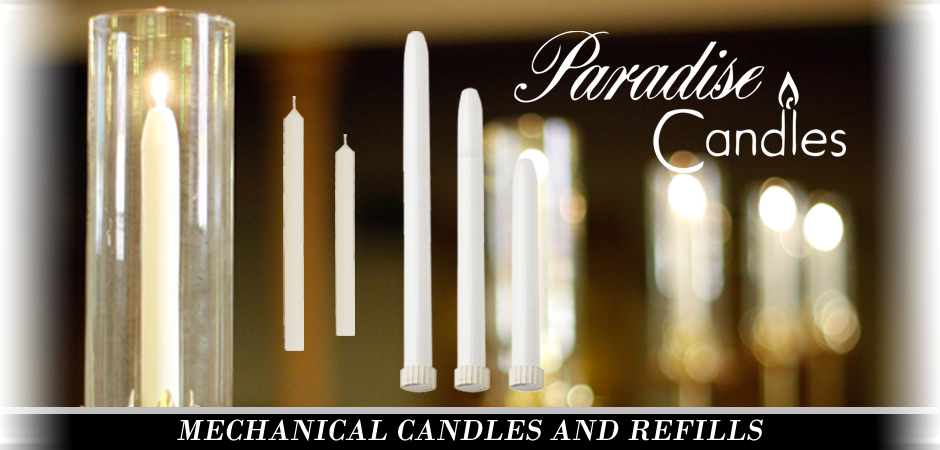 Mechanical Candle Refills