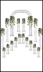Wedding Column Packages