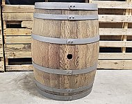 Decorative Wine Barrel Clean Wine Barrel