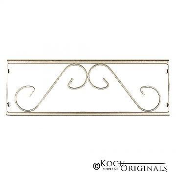 Wedding Arch Extension - 22'' - Gold Leaf